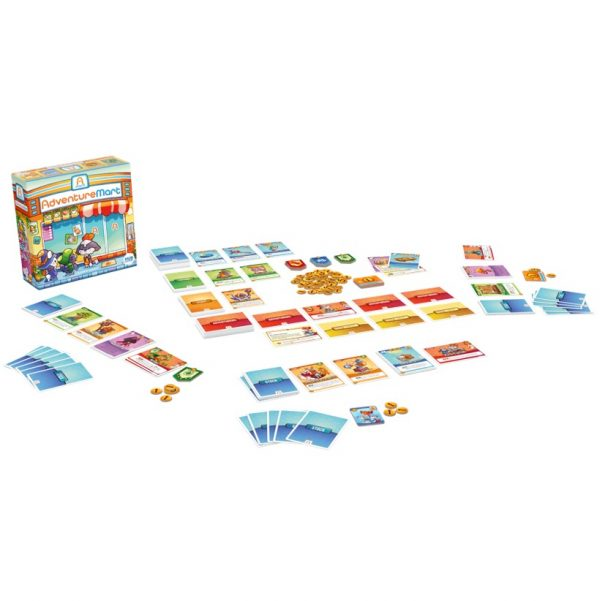 Adventure Mart Hub Games Strategy Board Game