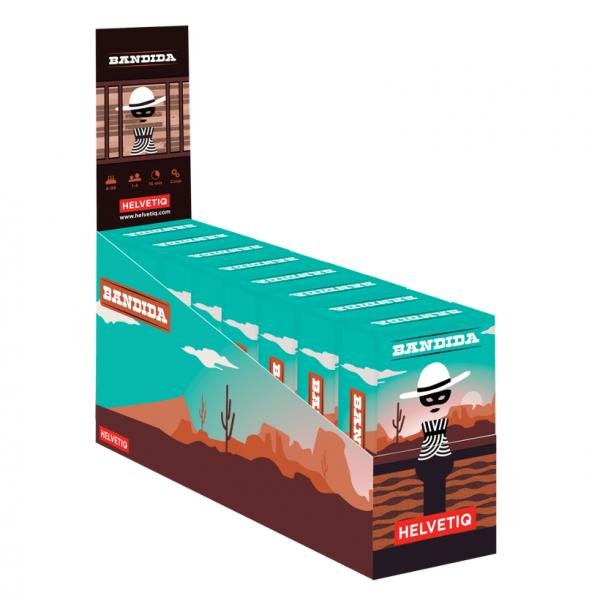 Bandida Helvetiq Card Game