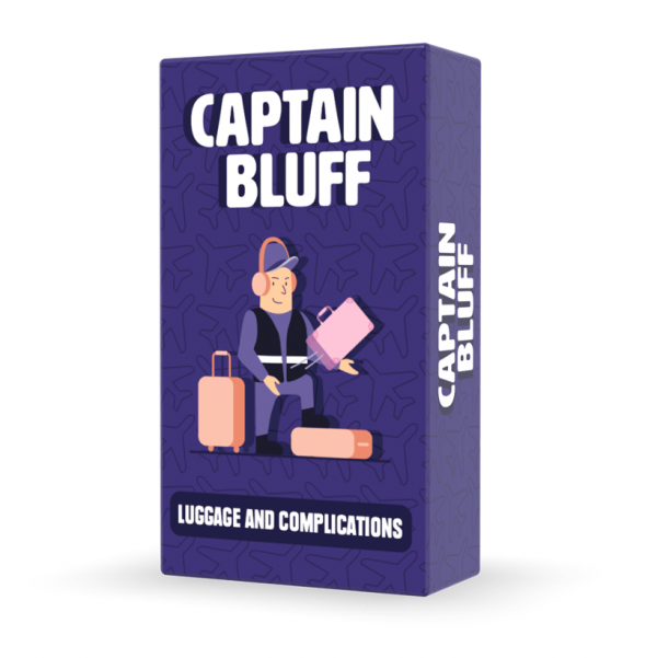 Captain Bluff Helvetiq Card Game