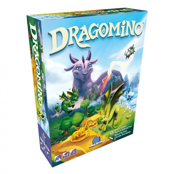 Dragomino Blue Orange Children's Board Game
