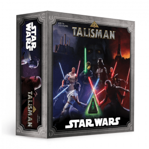 Talisman Star Wars Strategy Board Game