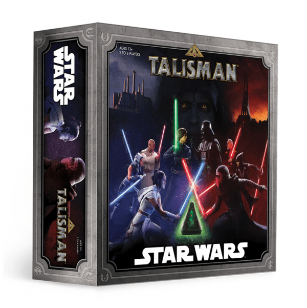 Talisman Star Wars Strategy Board Game