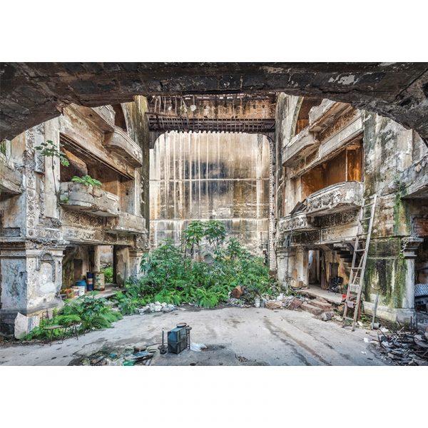 aurelien villette cuban theatre 1000pcs schmidt jigsaw puzzle