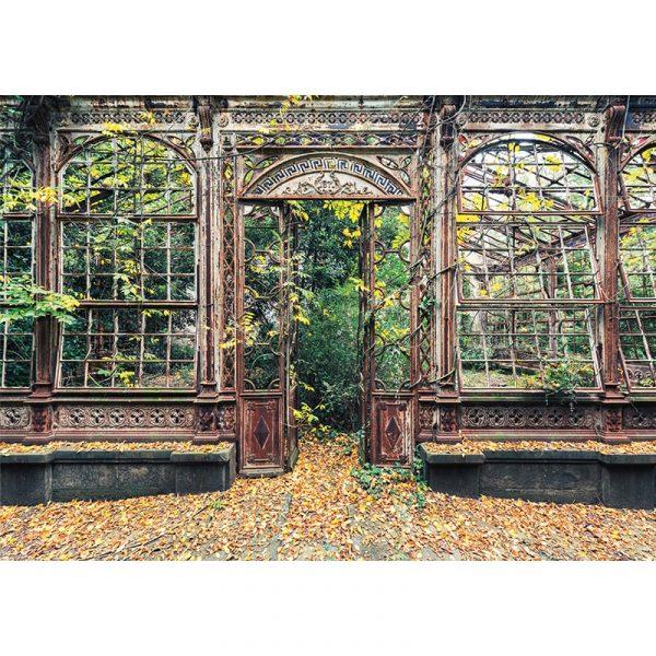 aurelien villette victorian greenhouse 1000pcs schmidt jigsaw puzzle