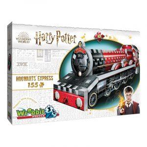 harry potter mini hogwarts express wrebbit 3d puzzle