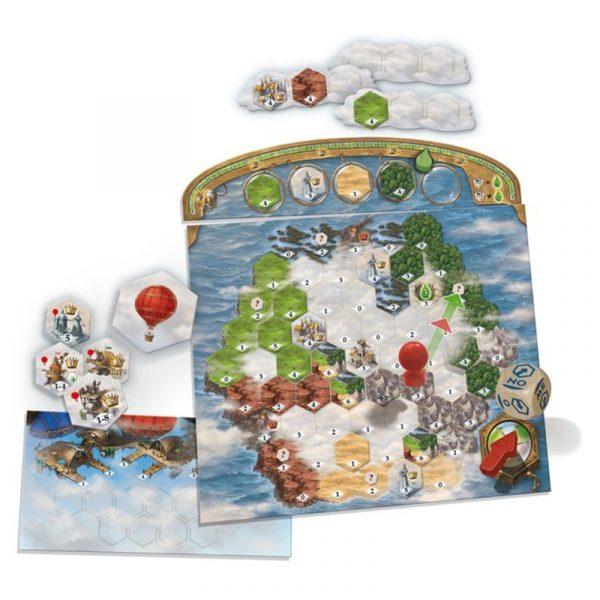 islands in the mist schmidt strategy games