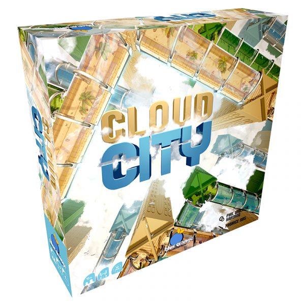 cloud city blue orange strategy board game
