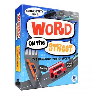 Coiledspring Games - Word on the Street - Box