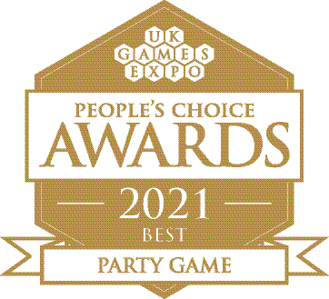 Peoples award UKGE party game