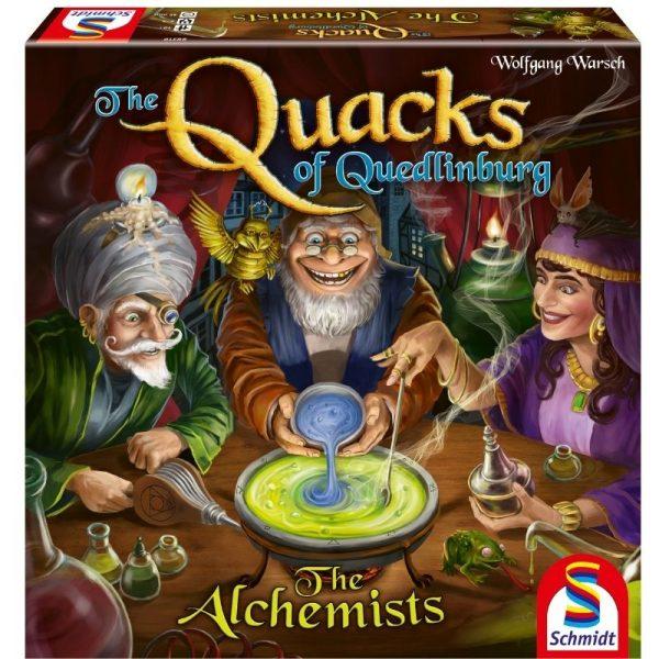 The Alchemists The Quacks of Quedlinburg -  Schmidt Games