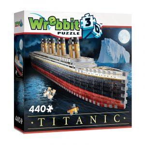Wrebbit 3D Titanic 3D Puzzle