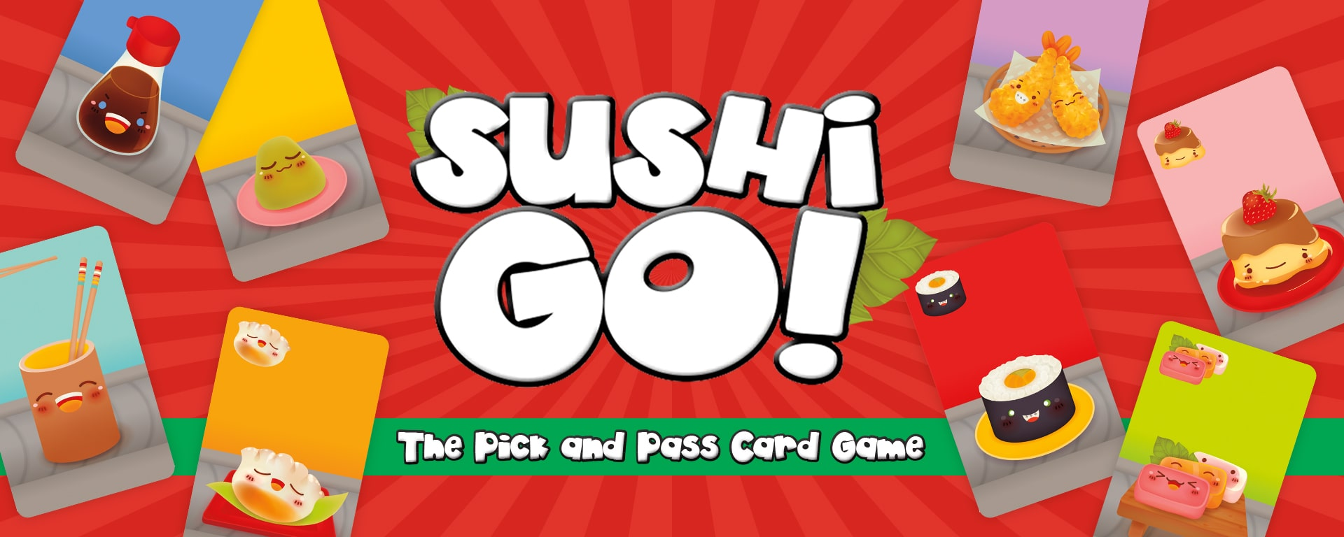 Coiledspring Heroes - Sushi Go!