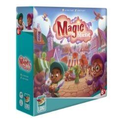 Magic Market board game box