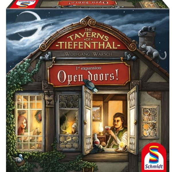 Taverns open doors expansion box
